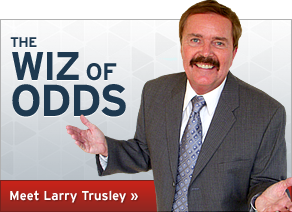 Meet Larry Trusley, the Wiz of Odds